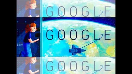 Google recuerda a Sally Ride, primera estadounidense en alcanzar el espacio