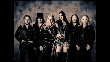 Nightwish anunció concierto en Perú