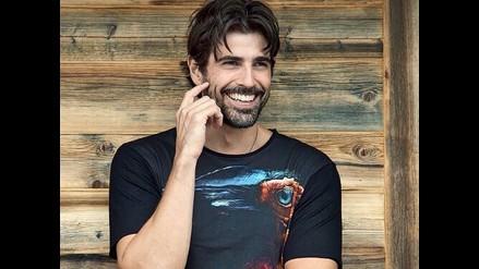 Actor brasilero Reynaldo Gianecchini llega al Perú