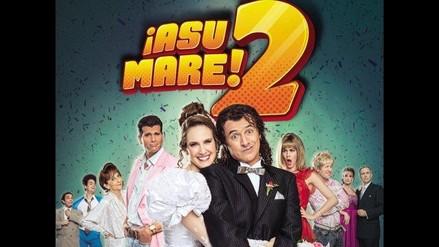 ¡Asu Mare 2 se estrenará en Chile!