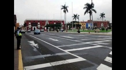 Trujillo: menos vehículos circulan en la ciudad por falta de GLP