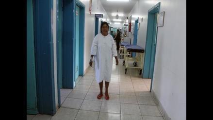 Ayacucho: salvan vida a paciente con derrame cerebral