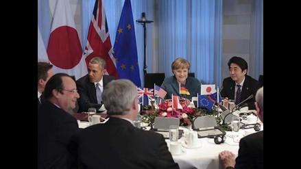 El G7 busca luchar efectivamente contra el terrorismo global y el fraude fiscal