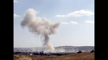 Israel atacó cuatro posiciones en Gaza tras lanzamiento de un cohete