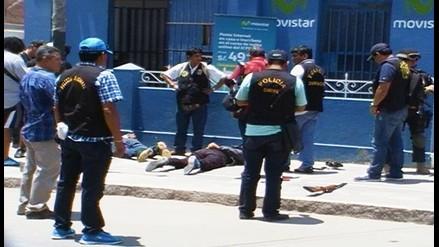 Ayacucho: capturan a adolescentes tras clavarle cuchillo a víctima