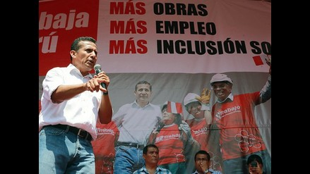 Ollanta Humala: El Perú no se detendrá a pesar del