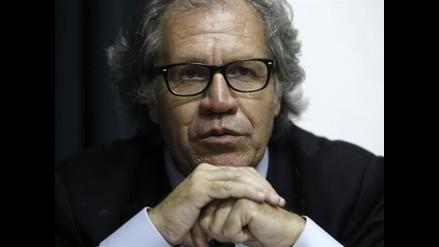 Almagro se compromete a buscar la integración plena de Cuba en la OEA