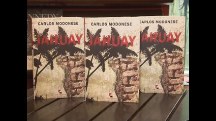 Lee Miércoles: Carlos Modonese presenta su novela