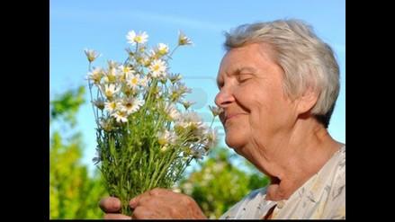 La incapacidad olfativa en ancianos puede ser una alerta de fallecimiento