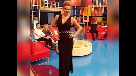 Natalia Otero teme por fotos íntimas