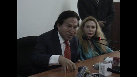 Chiclayo: Alejandro Toledo rechazó alza de precios del GLP