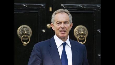 Tony Blair renunció como enviado para el proceso de paz de Oriente Medio
