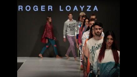 Perú Moda 2015: Roger Loayza presentó su colección urbana