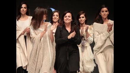 Perú Moda 2015: Alessandra Petersen mostró sobria colección