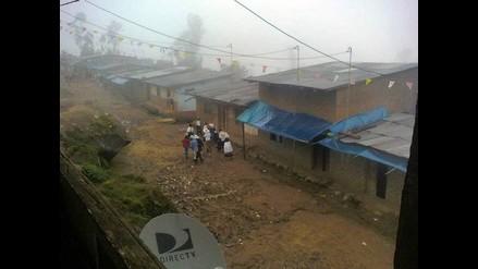 Arequipa: temperaturas descendieron a 14 grados bajo cero