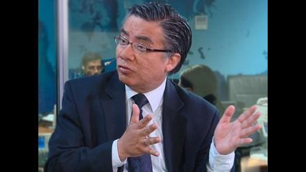 Trujillo: afirman que situación de Belaunde es la misma antes de su fuga