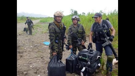 Vraem: hallan más de 110 kilos de cocaína en centro de acopio