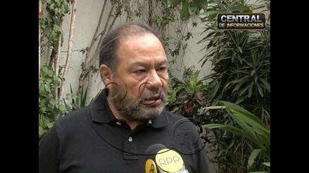 José Urquizo: El proceso de Belaunde Lossio se debe guiar por las pruebas