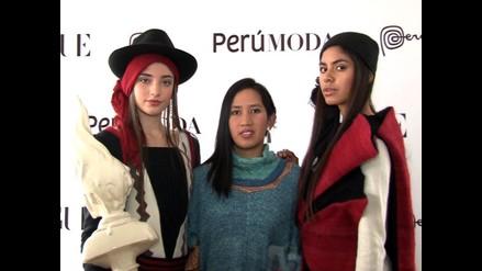 Perú Moda: la diseñadora Silvia Paredes ganó concurso juvenil