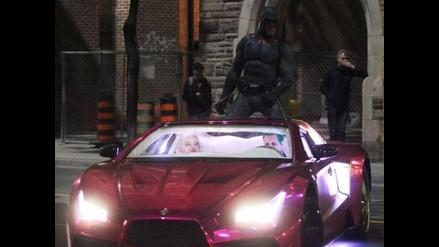 Suicide Squad: Aparecen más imágenes de Batman en la cinta