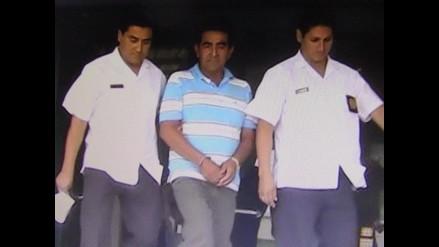 Chiclayo: primo de exalcalde Beto Torres fue trasladado a la Depandro