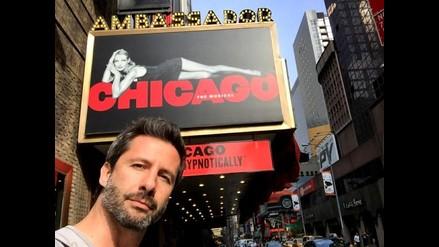Marco Zunino regresa a Broadway y se va de gira a Corea