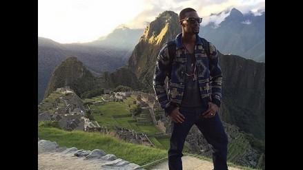 NBA: Chris Bosh de los Miami Heat vacacionó en Machu Picchu