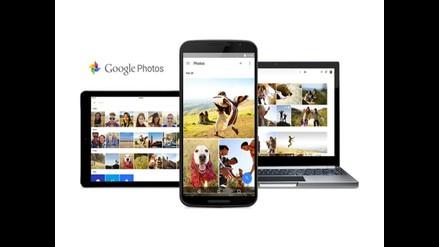 Google Fotos, la nueva aplicación de Google con almacenamiento ilimitado