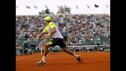 Roland Garros: Suspenden por falta de luz el duelo entre Gasquet y Berlocq