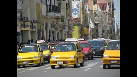 Chiclayo: transportes da a conocer nuevas zonas rígidas