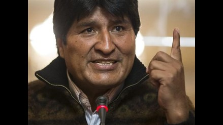 Evo Morales preguntó por Ollanta Humala en entrega de Belaunde Lossio