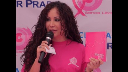 Janet Barboza le envía carta notarial a Geni Alves