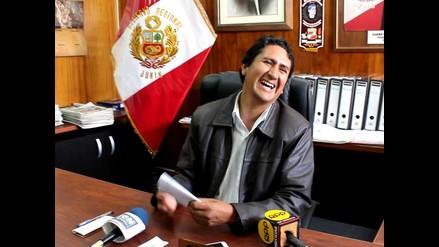 Junín: denunciarán penalmente a expresidente regional Vladimir Cerrón