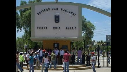 Lambayeque: realizaron vigilia contra corrupción en universidad nacional