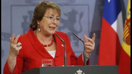 Bachelet promulga la primera etapa de la reforma educativa en Chile