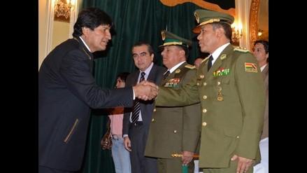 Evo Morales entregó a Belaunde Lossio a las autoridades peruanas