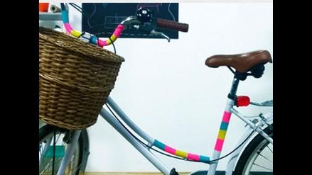 ¿Cómo hacer que tu vieja bicicleta luzca como nueva?