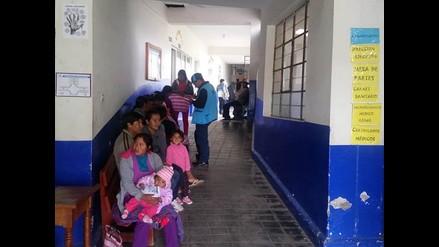 Se incrementaron las IRAs por bajas temperaturas en Andahuaylas