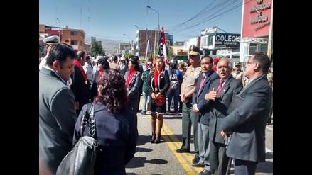 Arequipa: población participó de simulacro de sismo
