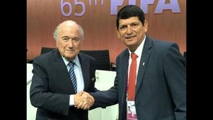 FIFA: ¿Federación Peruana de Fútbol le dio su voto a Joseph Blatter?