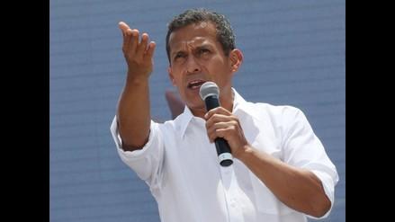 Humala responde a Morales: En Perú los presidentes no recogemos presos