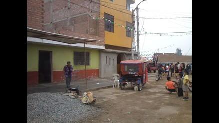 Huaral: desconocidos asesinan a dirigente de construcción civil y a su vecino
