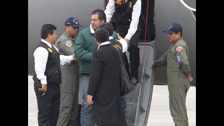 Belaunde: Fiscales bolivianos tomarán en Lima su declaración por fugar