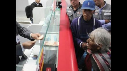 Cajeros de Banco de la Nación también robaron a beneficiarios muertos