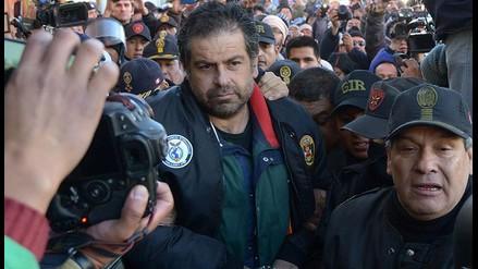 Bolivia investiga si Belaunde Lossio pagó US$1 millón para escapar
