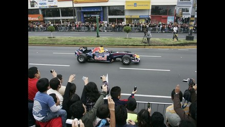Exhibición de Fórmula 1 en el Centro de Lima: conoce los desvíos