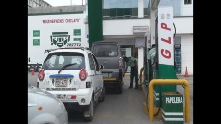 Se agrava situación por desabastecimiento de GLP en Chiclayo
