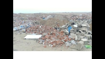 WhatsApp: ruinas de Chan Chan en peligro por desechos en La Libertad