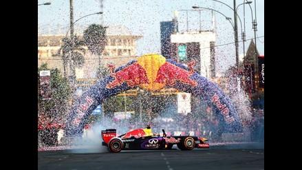 Fórmula Uno en Lima: Mira las mejores fotos de la exhibición de Carlos Sainz Jr.