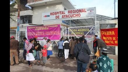 Ayacucho: falleció poblador cusqueño afectado por granada en el Vraem